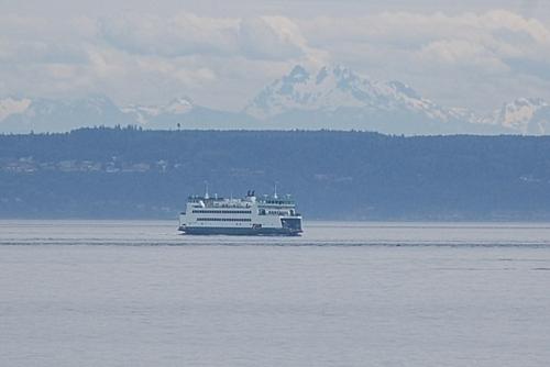 Washington State Ferries - Seattle, Washington