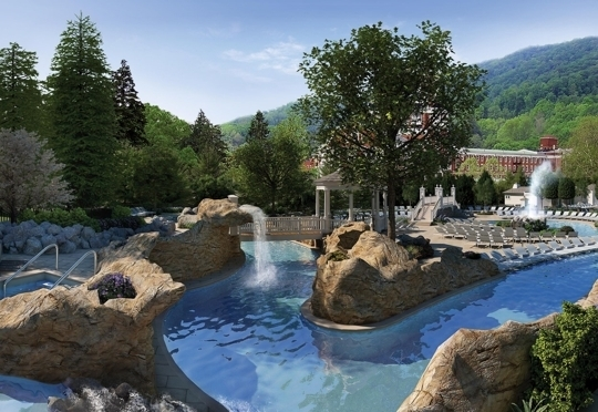 Homestead Resort Spa Review