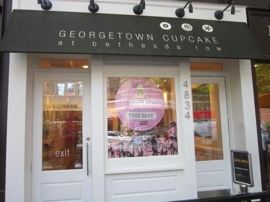 Homosexuell besessen Restaurant Georgetown MD