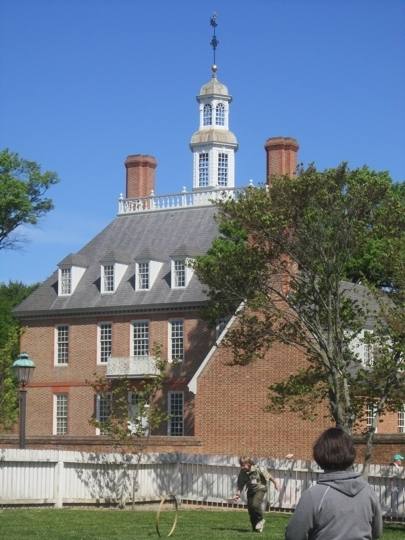 Colonial Williamsburg Kid Activities
