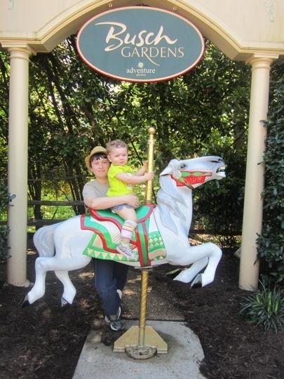Busch Gardens Williamsburg Williamsburg Va Kid