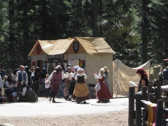 Valhalla Renaissance Faire In South Lake Tahoe Ca