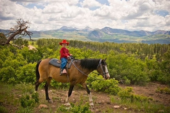 Majestic Dude Ranch Mancos Co Kid Friendly Hotel