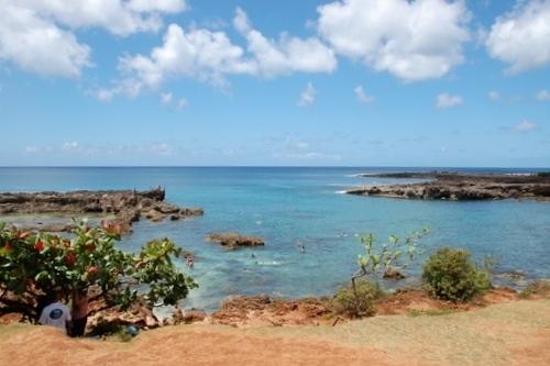 Pupukea Beach Park aka: Sharks Cove - Haleiwa, Hawaii