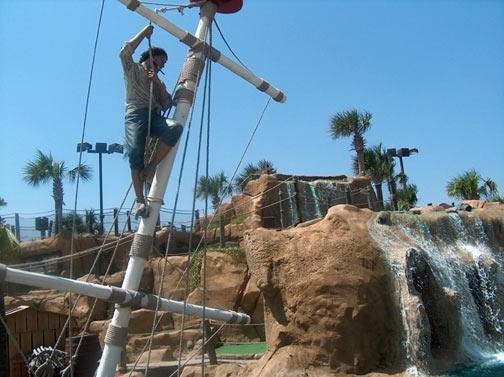Pirates Island Adventure Golf Daytona Beach