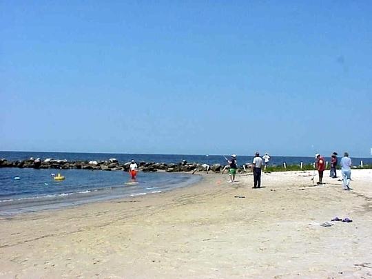 Fort Island Gulf Beach In Crystal River