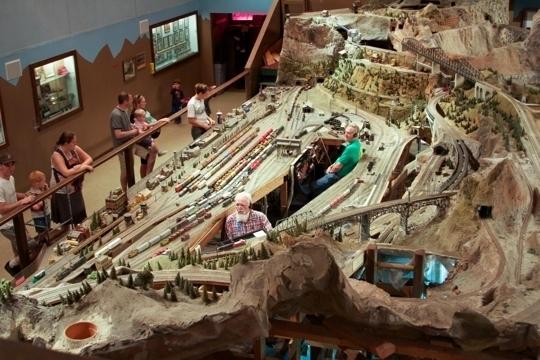 Hotels In San Diego >> Walnut Creek Model Railroad Society - Walnut Creek, CA ...