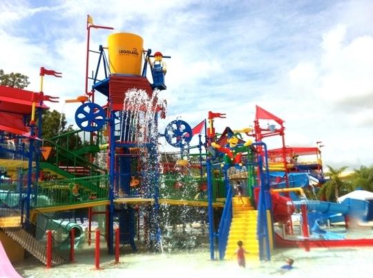 Legoland Florida Water Park Winter Haven Fl Kid