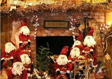 Rogers' Christmas House & Village - Brooksville, Florida