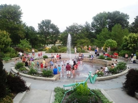Powell Gardens Kingsville Mo Kid Friendly Activity Reviews Trekaroo