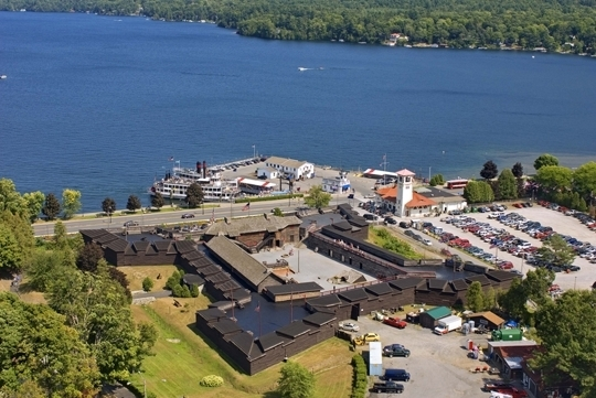 fort william henry lake george