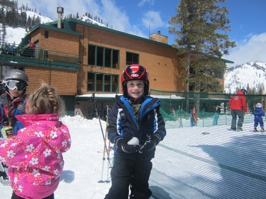 Alpine Meadows Kids Camp Truckee Ca Kid Friendly