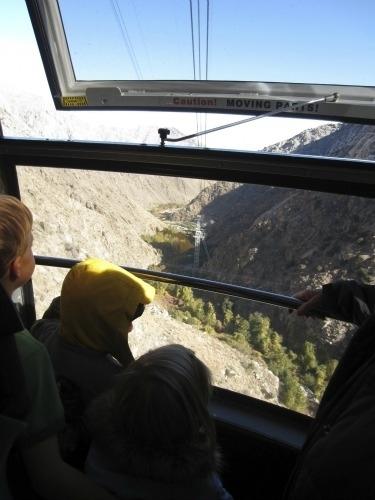 Palm Springs Aerial Tramway Palm Springs Ca Kid