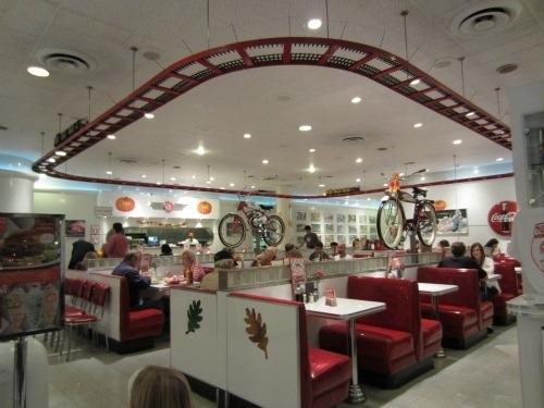 Ruby S Diner In Palm Springs California Kid Friendly