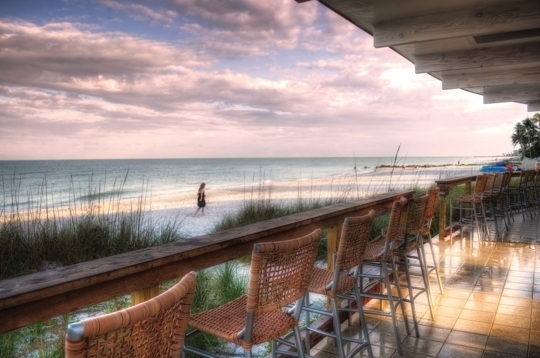 Sunset Beach Bar Naples Fl Kid Friendly Restaurant