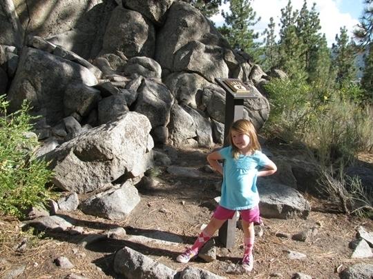 Woodland Interpretive Trail Fawnskin Ca Kid Friendly