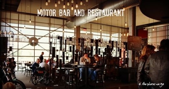 Motor restaurant and bar milwaukee wi kid friendly for Motor bar and restaurant