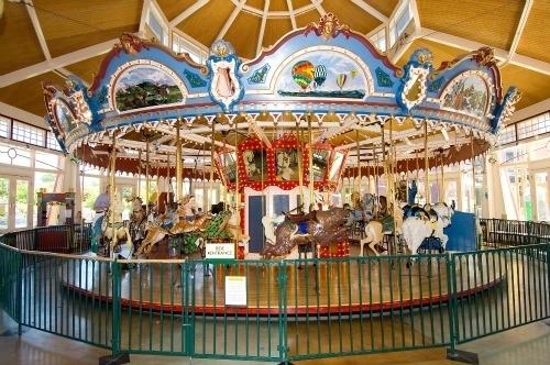 Great Northern Carousel - Helena, MT - Kid friendly ...