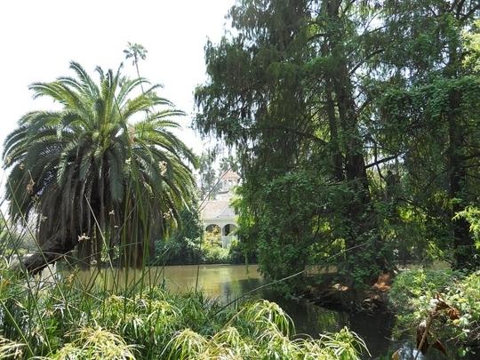 Los Angeles County Arboretum Botanic Gardens Arcadia