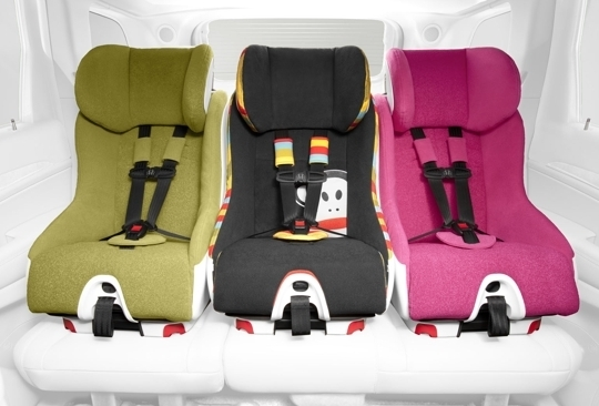 Clek Foonf The Hummer Of Child Seats Travel Gear
