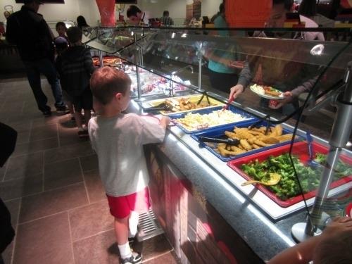 Bricks Family Restaurant Legoland Hotel Carlsbad Ca