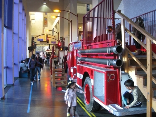 Children's Discovery Museum of San Jose - San Jose, CA - Kid friend... - Trek...