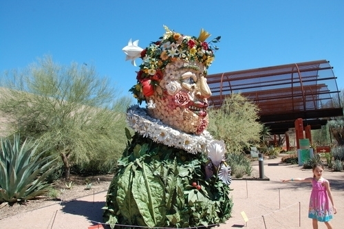 Desert Botanical Garden Phoenix Az Kid Friendly Activity Reviews Trekaroo