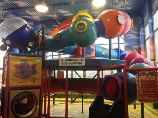 Fast Food Restaurant For Toddlers Play Place