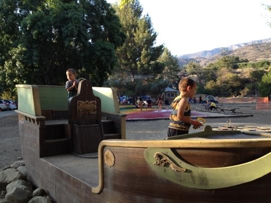 Ventura Ranch Koa Santa Paula Ca Kid Friendly Hotel