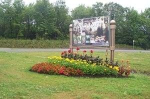 Camping municipal de Beauport - Beauport, Quebec