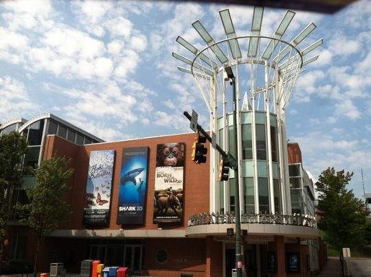 Tennessee Aquarium Imax 3 D Theater Chattanooga Tn