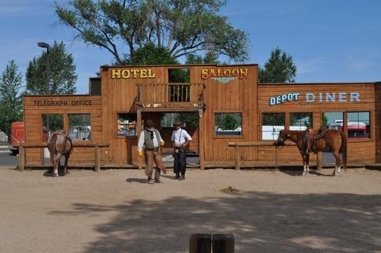 Grand Canyon Railway Hotel In Williams Az Kid Friendly