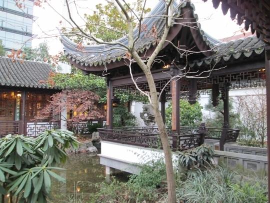 Lan Su Chinese Garden Portland Or Kid Friendly Activity Reviews Trekaroo