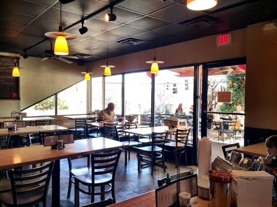 Kid Friendly Restaurants North Atlanta