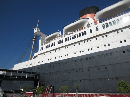 Queen Mary Long Beach Commodore