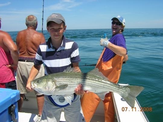 Cape cod fishing charter yarmouth port ma kid for Martha s vineyard fishing charters