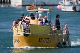 Sub/Sea Tours and Kayaks - Morro Bay, California