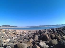 Morro Rock and Morro Bay City Beach - Morro Bay, California