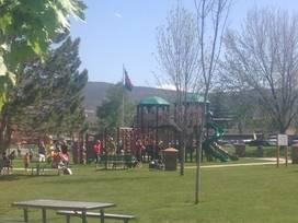 Main Street Park - Heber City, Utah