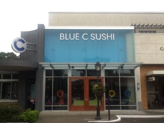 What Is A Good Sushi Restaurant In Washington State