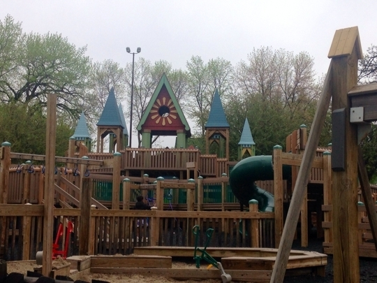 Sherlock Park And Playground East Grand Forks Mn Kid