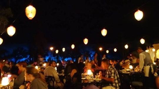 Blue Bayou Restaurant Disneyland In Anaheim Ca Parent