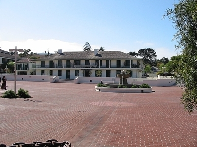 Monterey State Historic Park Path Of History In Monterey California Kid Friendly Attractions Trekaroo