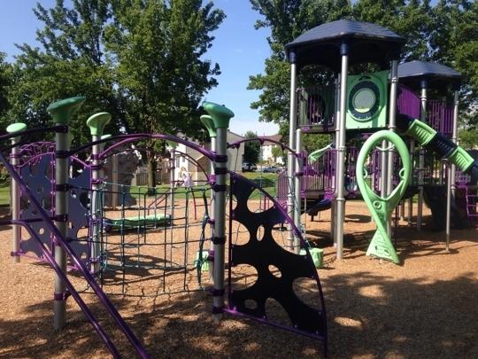 playgrounds in the rockville gaithersburg maryland area trekaroo. Black Bedroom Furniture Sets. Home Design Ideas