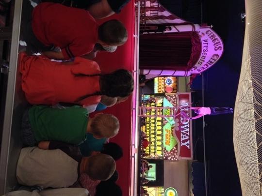 Circus Circus Midway Reno Nv Kid Friendly Activity