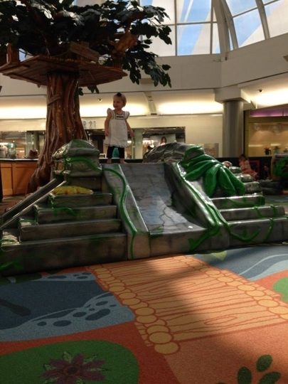 Galleria Dallas Dallas Tx Kid Friendly Activity