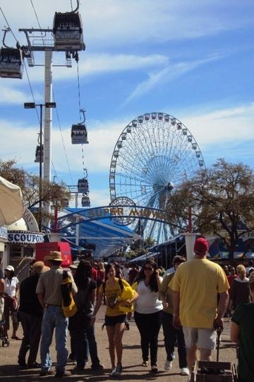 Texas State Fair Dallas Tx Kid Friendly Activity