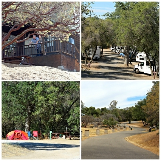 Yosemite South Coarsegold Koa Kampground Coarsegold Ca