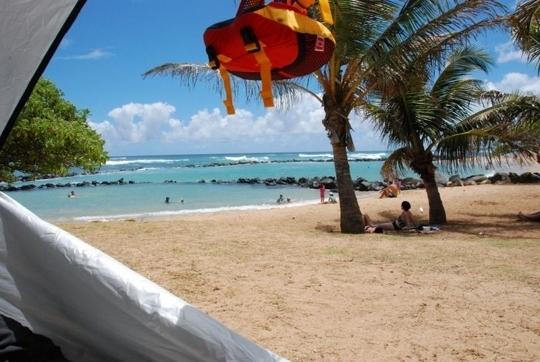 Lydgate State Park Wailua Kauai Hi Kid Friendly