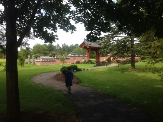 Meadowlark Botanical Gardens Vienna Va Kid Friendly Activity R Trekaroo